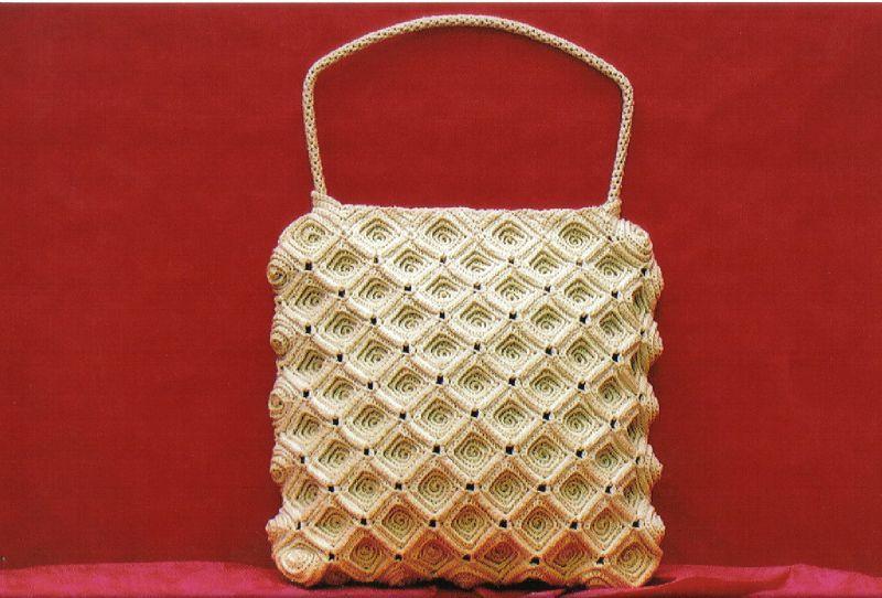Crochet Bag Easy : granny bag : Tous les messages sur granny bag - Easy Crochet