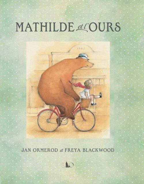 mathilde ours cover