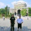 Sami & Memo sur la place de l'Université