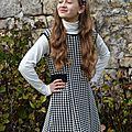 Une robe chasuble pour rachel