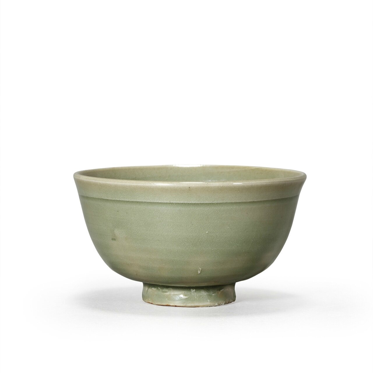 A very rare Yaozhou, teabowl, Northern Song Dynasty (AD960-1127)