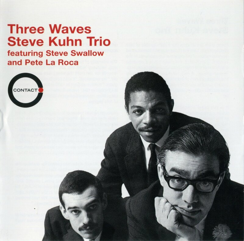 Three Waves by Steve Kuhn