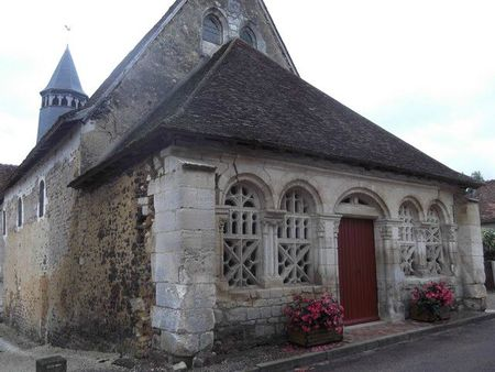 L'église de Moutiers