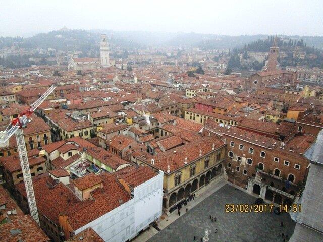 Italie fév 2017 Vérone Mandoue Parme fotos Domi 158