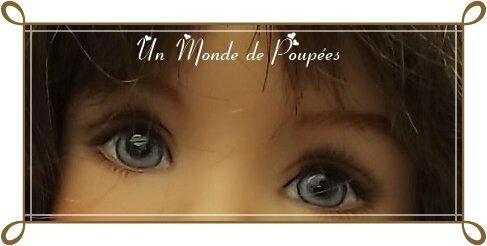 Les yeux d'Evelyne