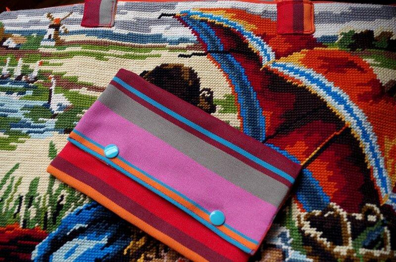 sac canevas recyclé 5226