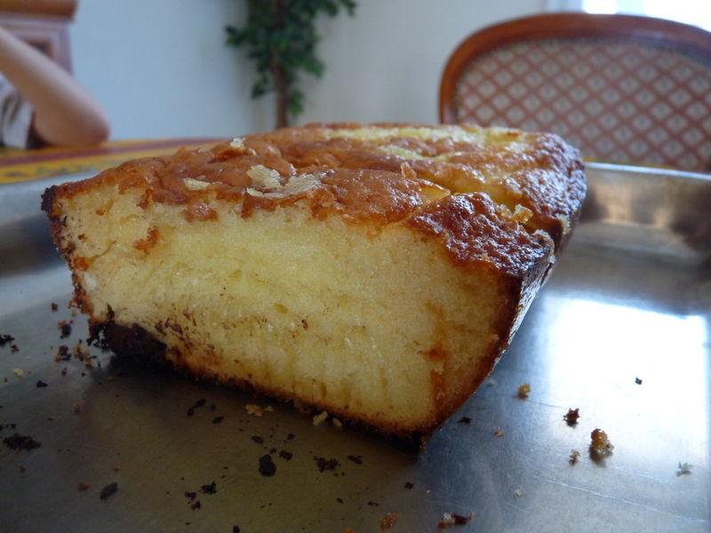 Extrem gâteau au yaourt (une recette pour ma phase diététique  OK97