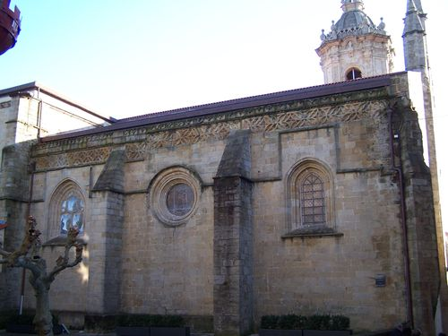 Hondarribia-église