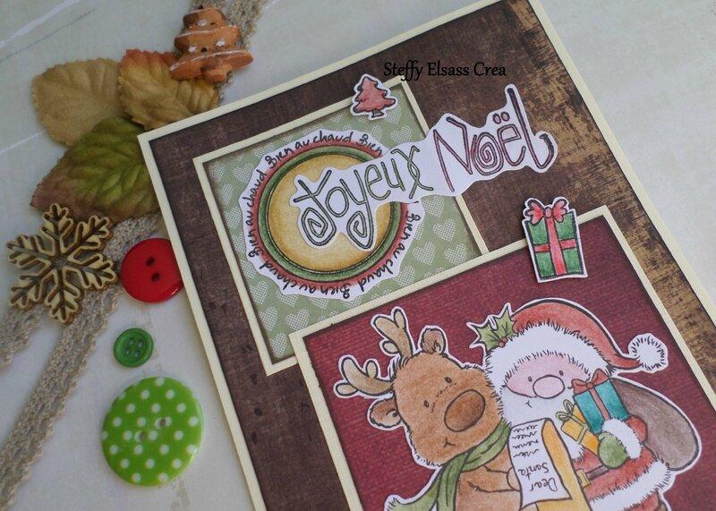 Carte Joyeux Noël (9)
