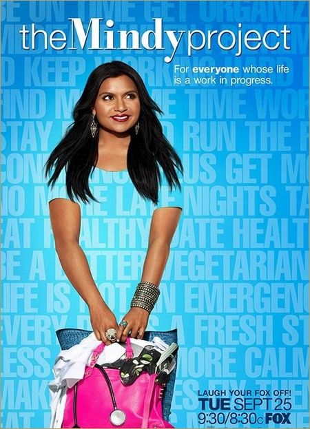 The_Mindy_Project_Poster_Saison_1