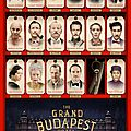 The grand budapest hotel, film de wes anderson
