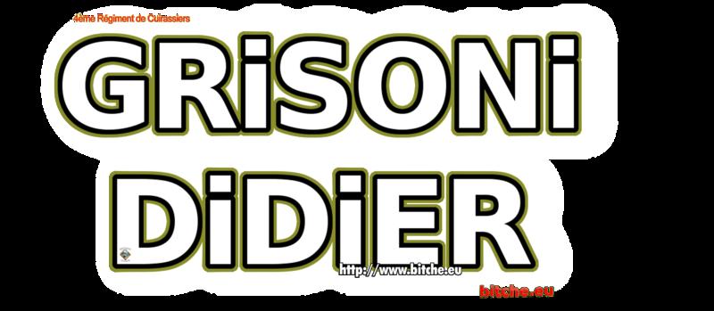 ♞ CUiRASSiER GRiSONi DiDiER 79_10