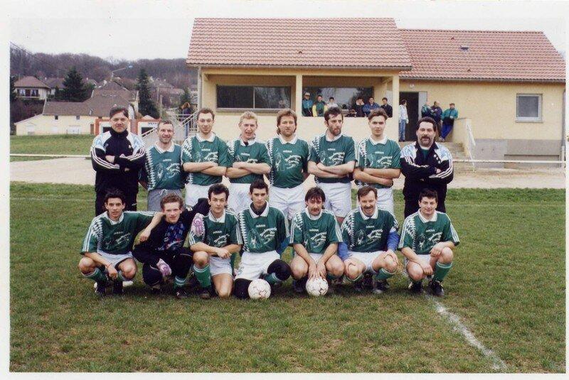 1993 seniors