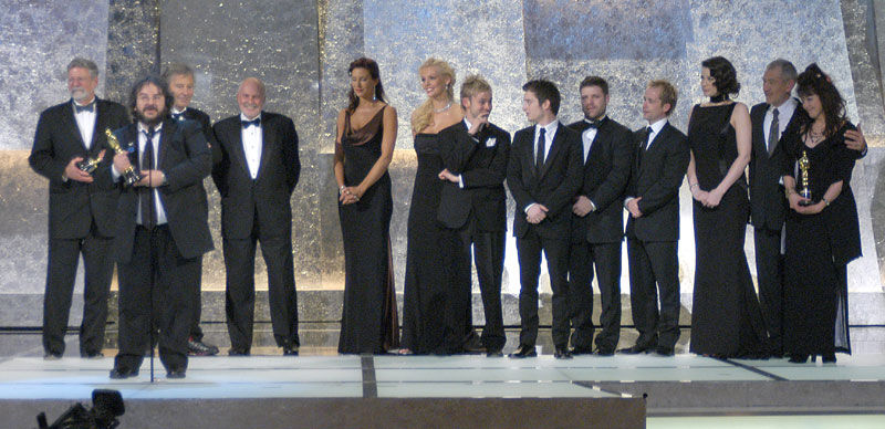 Lord Of The Rings Oscars Total
