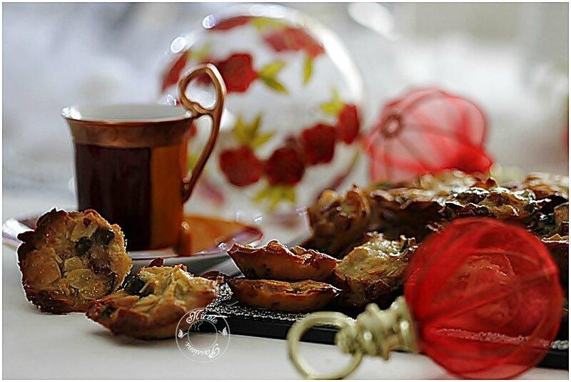 Quelques florentins pour vos table de fêtes?