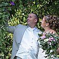 Reportage photo mariage, Patrick et Stéphanie