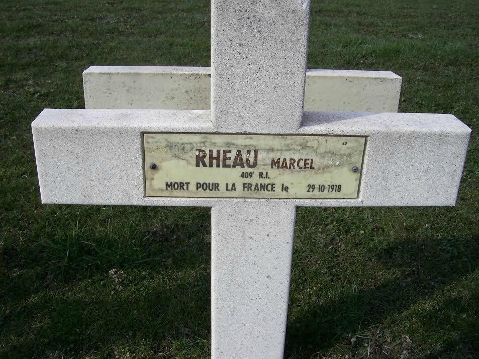 RHEAU Marcel