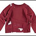 Still crew sweatshirt - levi's vintage clothing