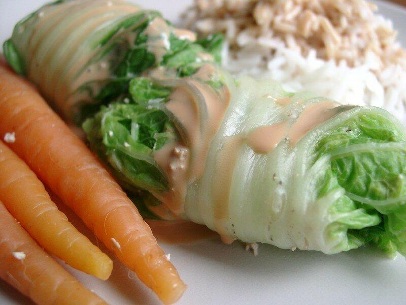 Que faire avec du chou vert blogbio - Cuisiner du choux chinois ...