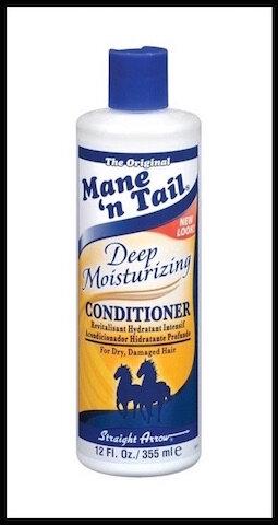mane n tail apres shampoing