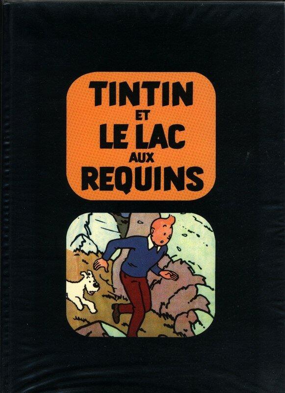 TINTIN ET LE LAC AUX REQUINS (3)