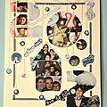 Scrap : mon calendrier 2012