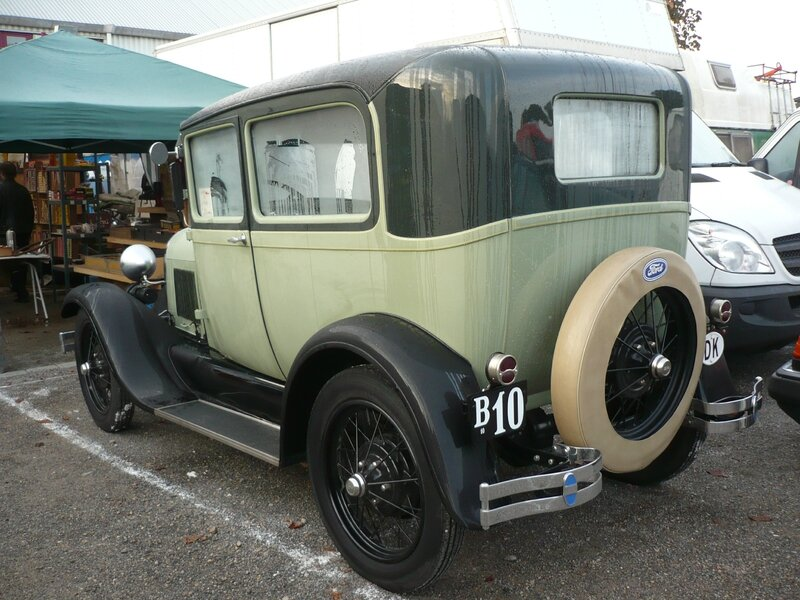 FORD Model A 2door Sedan 1928 Mannheim (2)