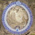 Enfin... le brocade lapis lazuli