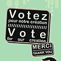 Voter burrp ! merci !