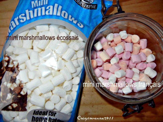Marshmallow - Chamallow Recipes — Dishmaps