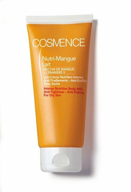 Nutri-Mangue Lait Corporel Cosmence au Club des Créateurs de Beauté