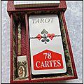 boîte tarot 4