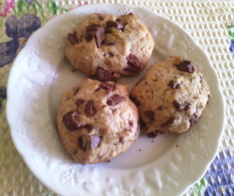 Défi - les blogs à l'honneur - Côté cuisine (6)