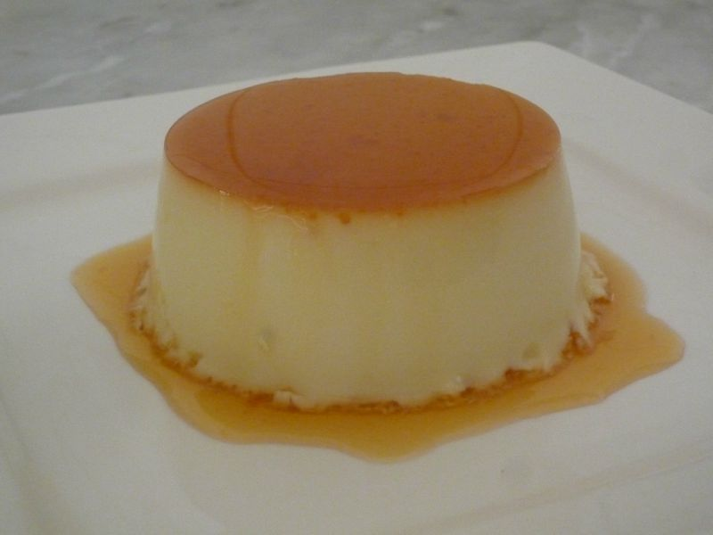 Flan coco au thermomix la cuisine by h - Flan courgette thermomix ...