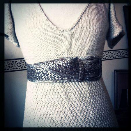 robe-point-de-blé-détail-corsage