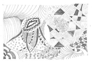 ZENTANGLE 1 - Copie