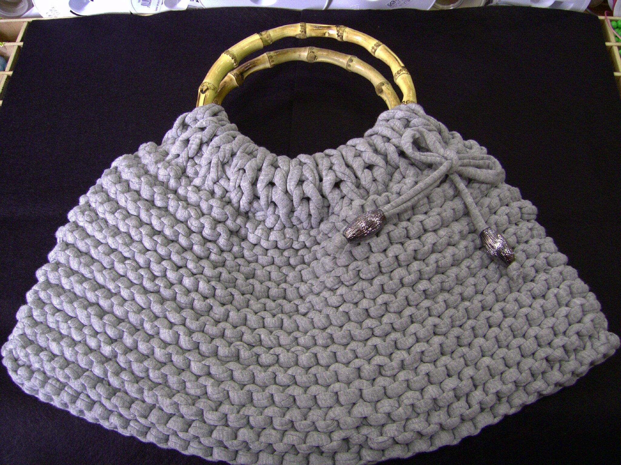 tricoter sac