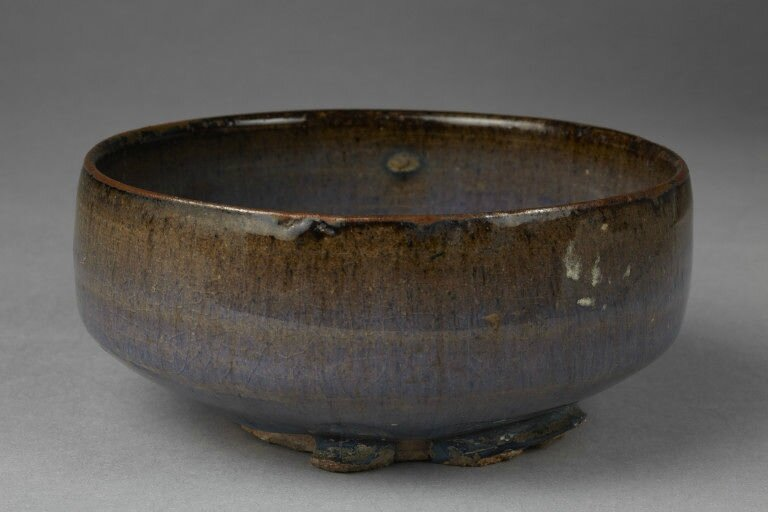 Bowl, Jun ware, Henan province, China, Northern Song-Jin dynasty, 12th century