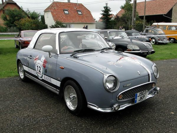 nissan figaro 1991 a