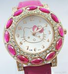 montre_hello_kitty_rose