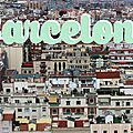 Barcelone # 1 - mes adresses