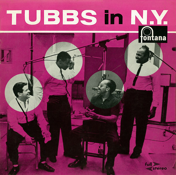 Tubby Hayes Quintet Late Spot At Scotts
