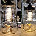 Lampes originales chez entre cha et ra