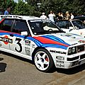 Lancia delta HF martini (Retrorencard juin 2010)