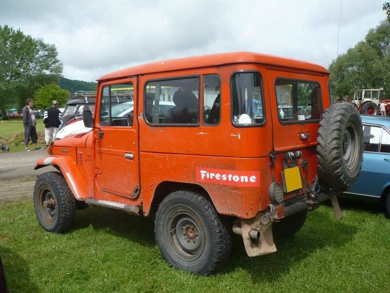 TOYOTA Land Cruiser BJ42 1983 Madine (2)