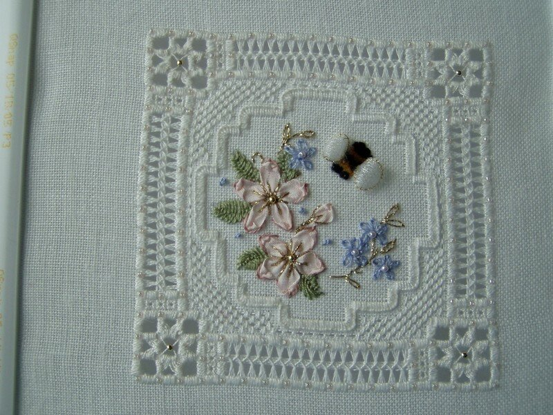 Bumble Bee Lace Sampler