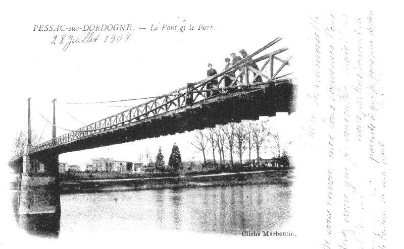 1907 Pont susp