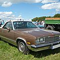 CHEVROLET El Camino Conquista 2door pick-up Eutingen (1)