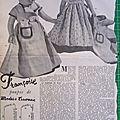 Le vestiaire de francoise : vêtements de nuit (3)