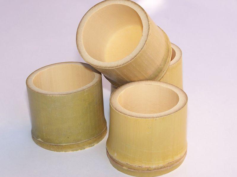 Verrines Bambou